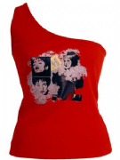 RE-INVENTION TOUR - OFFICIAL RED HOT RITTS LADIES FASHION TOP